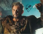 Roy Dotrice BEAUTY AND THE BEAST Genuine Autograph 10x8 11083